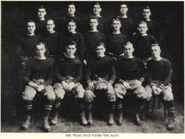 ArmyFB_1913_vsNavy-team