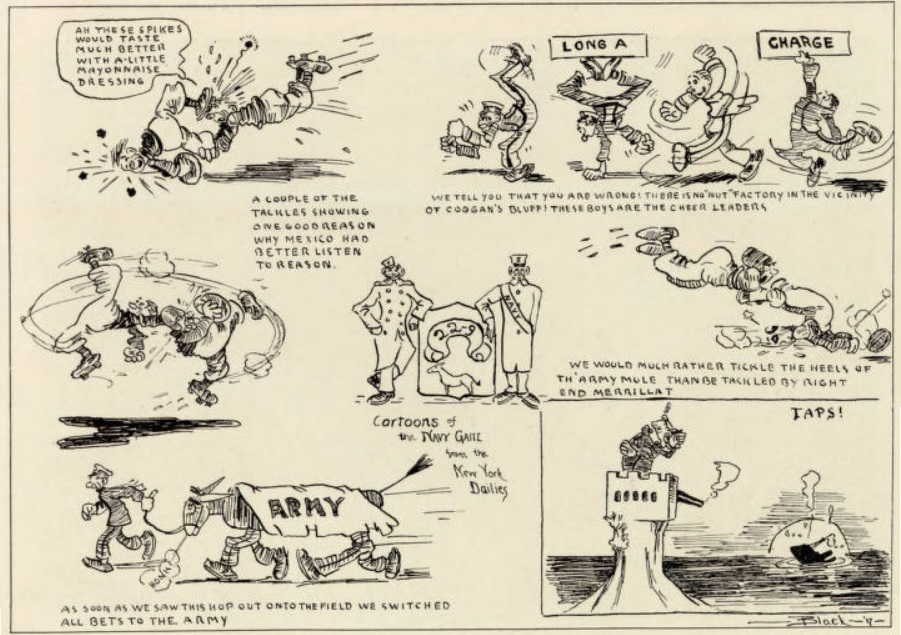 ArmyFB_1913_vsNavy_cartoon