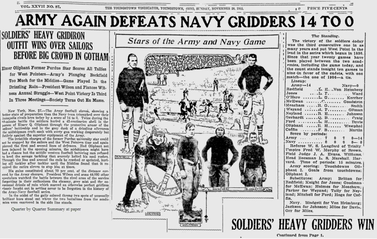 ArmyFB_1915_vsNavy_SundayVindicator_YoungstownOH_Nov281915