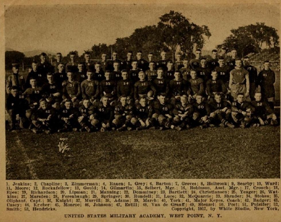 ArmyFB_1917_team_