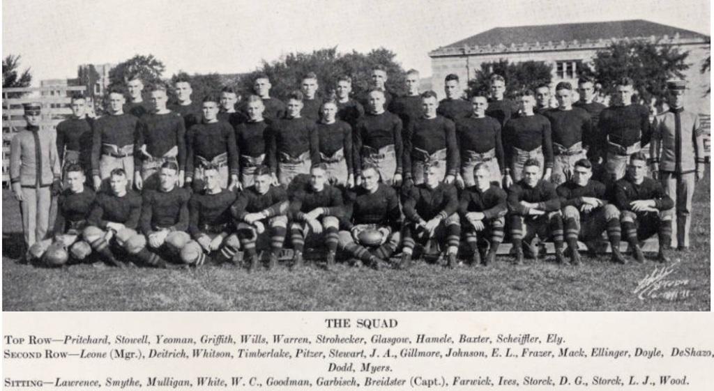 ArmyFB_1922_team