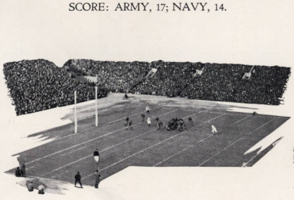 ArmyFB_1922_vsNavy_action