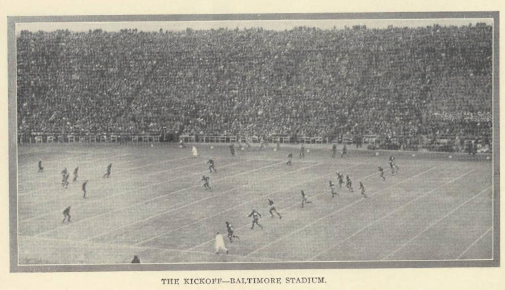 ArmyFB_1924_vsNavy_kickoff