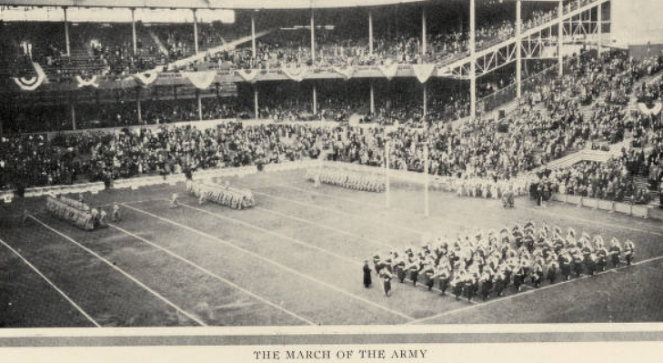 ArmyFB_1925_vsNavy_march-on
