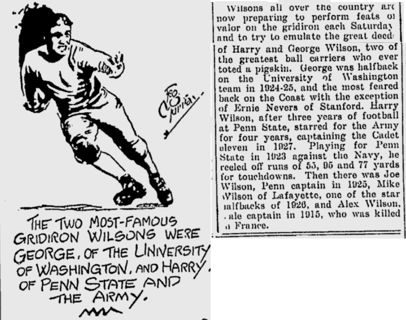 ArmyFB_1927_HarryWilson-Army-PSU_byFegMurray_SundayMorningStar_Sep131931