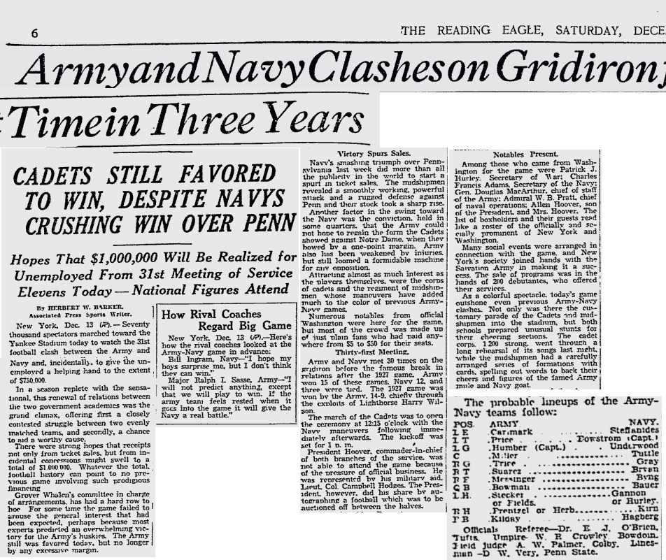 armyfb_1930_vsnavy_readingeagle_dec131930