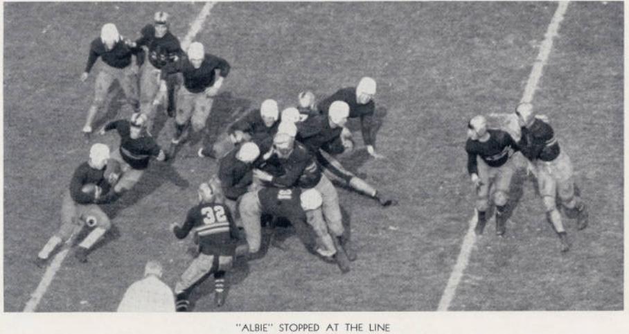 ArmyFB_1931_vsYaleandAlbieBooth-All-American