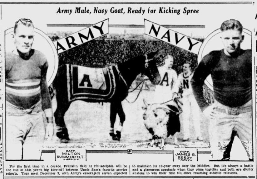 ArmyFB_1932_CaptsMilSummerfelt-A-JamesReedy-N_SpokaneDailyChronicle_Dec11932