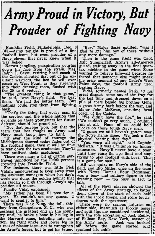 ArmyFB_1932_vsNavy_ReadingEagle_Dec31932_2