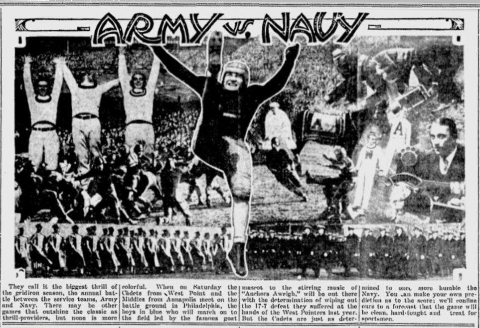 ArmyFB_1932_vsNavy_SundayMorningStar_Nov271932