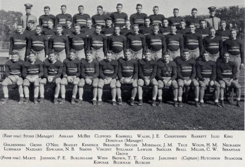 ArmyFB_1933_team