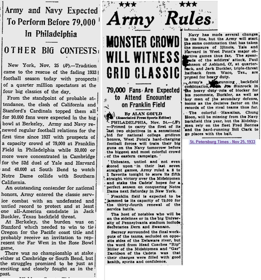 armyfb_1933_vsnavy_readingeagle_nov251933