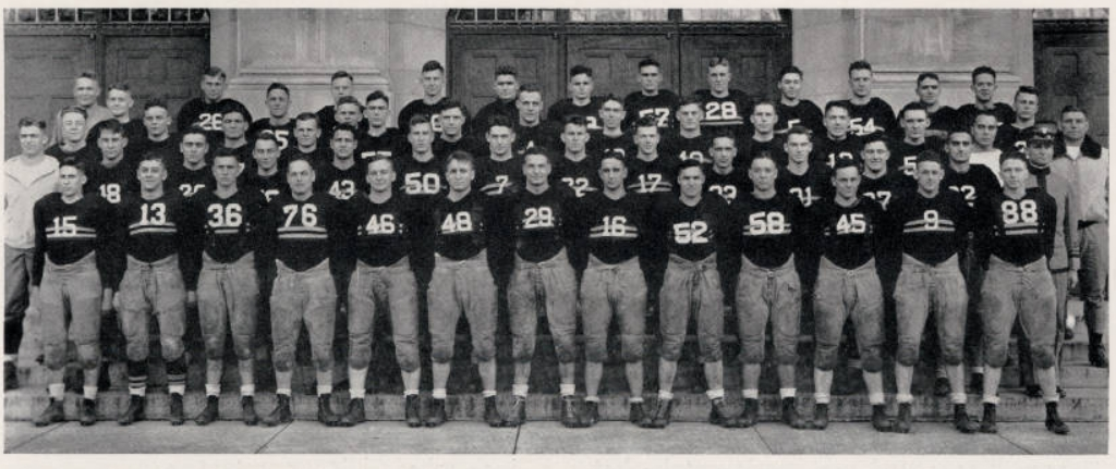 ArmyFB_1938_PlebeSquad