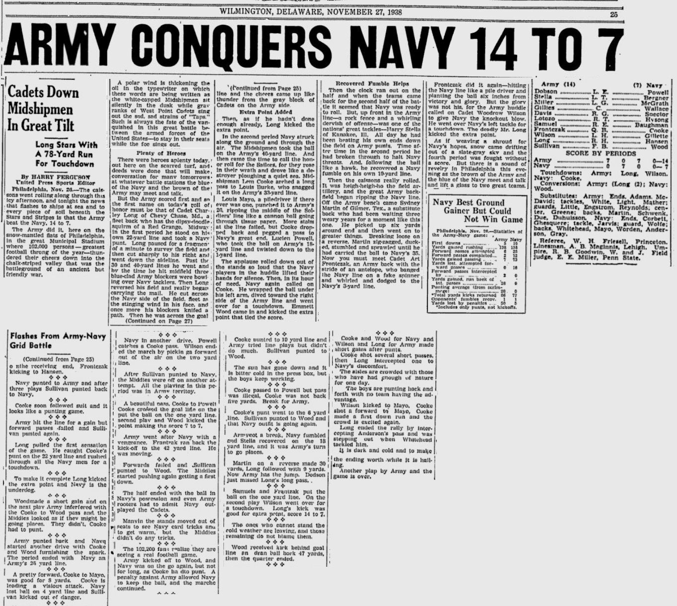 armyfb_1938_vsnavy_sundaymorningstar_nov271938