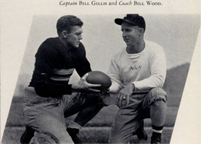 ArmyFB_1940_CoachWood_Gillis-Captain