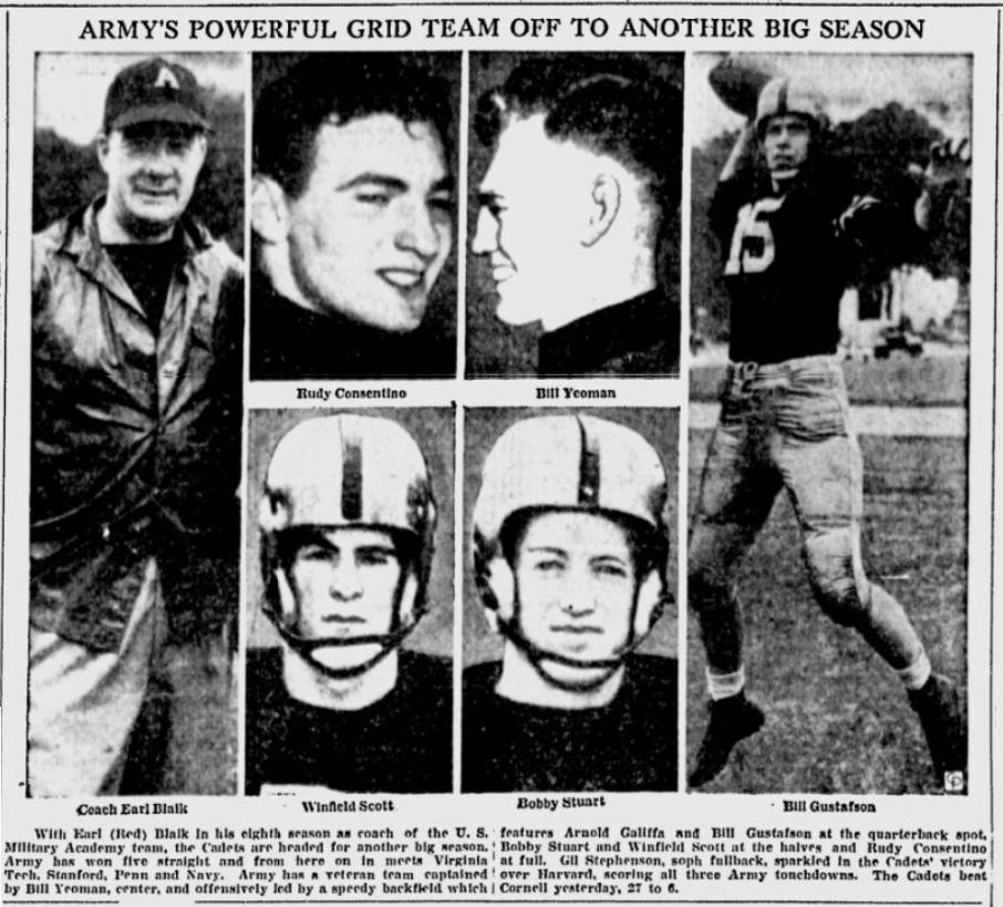 ArmyFB_1948_stars_SundayMorningStar-Wilmington_Oct241948