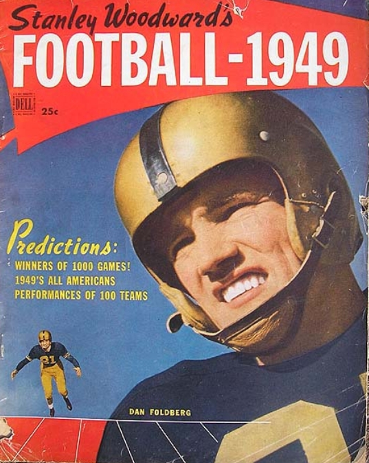 ArmyFB_1949_DanFoldberg_WoodwardsFootballMag