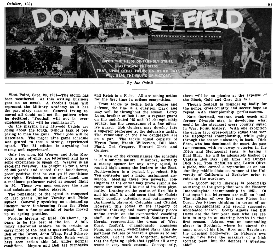 ArmyFB_1951_season-recap_AssemblyVol10No3Oct1951