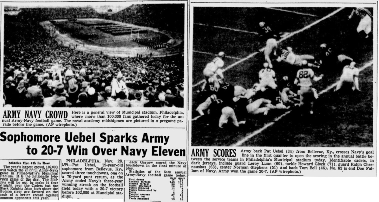 armyfb_1953_vsnavy_spokanedailychronicle_nov281953