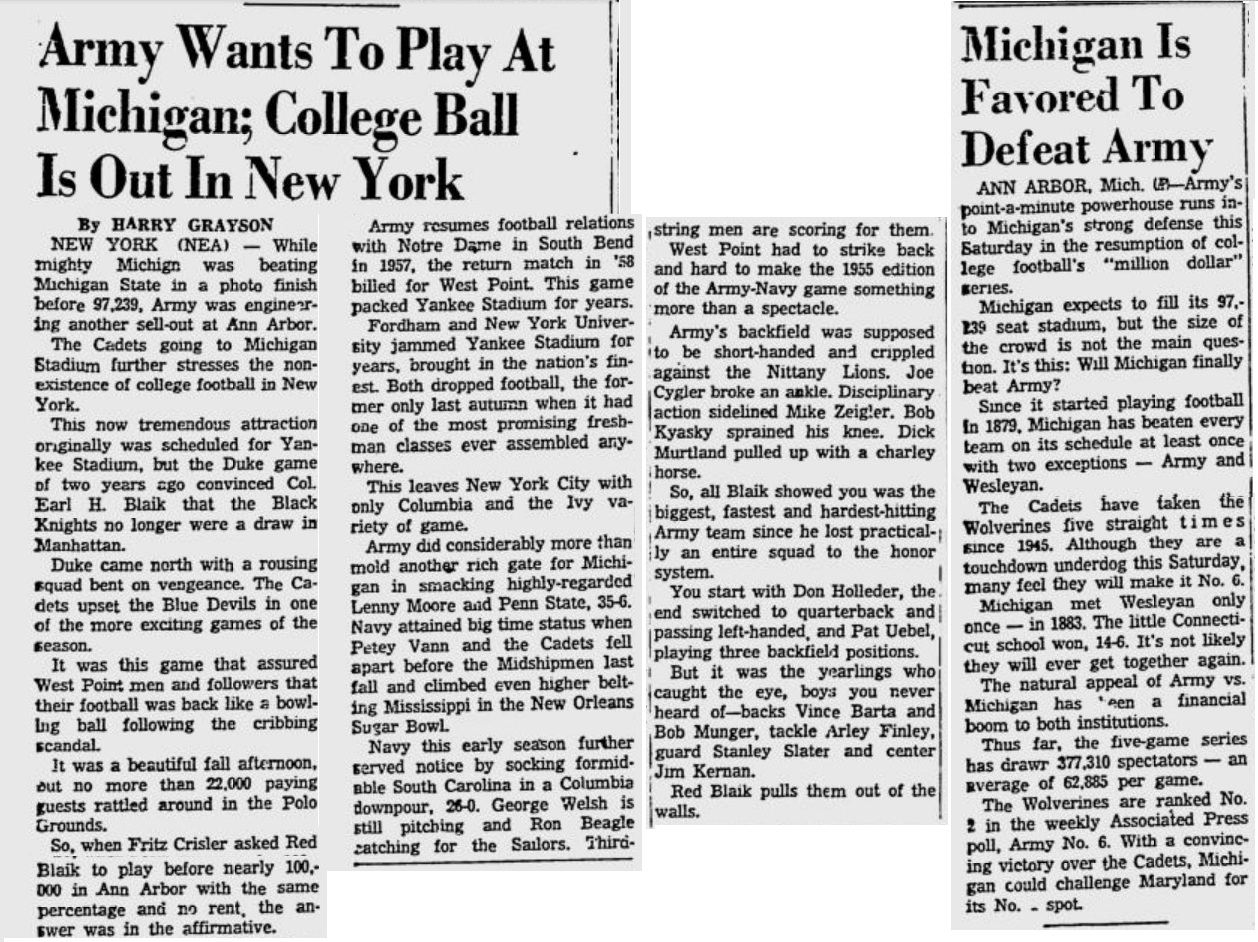 armyfb_1955_venues_portsmouthtimes_oct61955