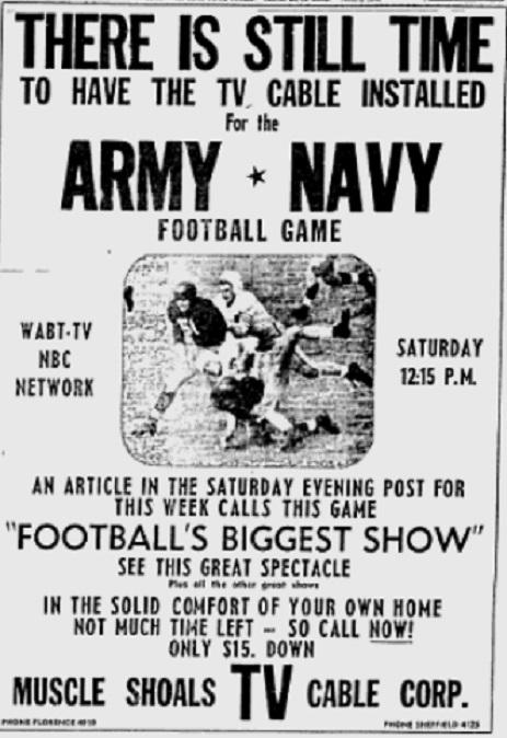 armyfb_1955_vsnavy-pre_tv-sale_timesdaily_nov231955