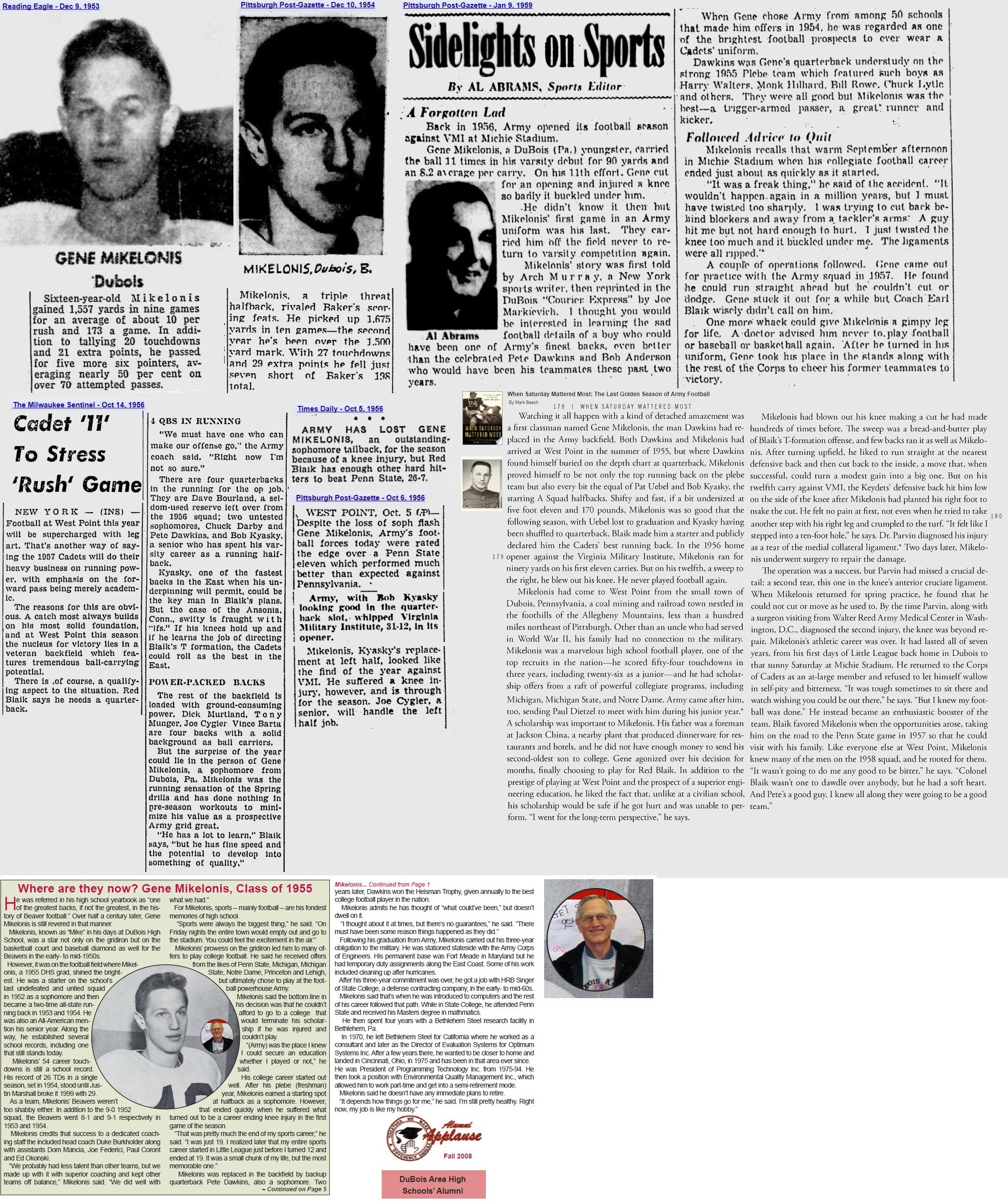 ArmyFB_1956_GeneMikelonis_Various