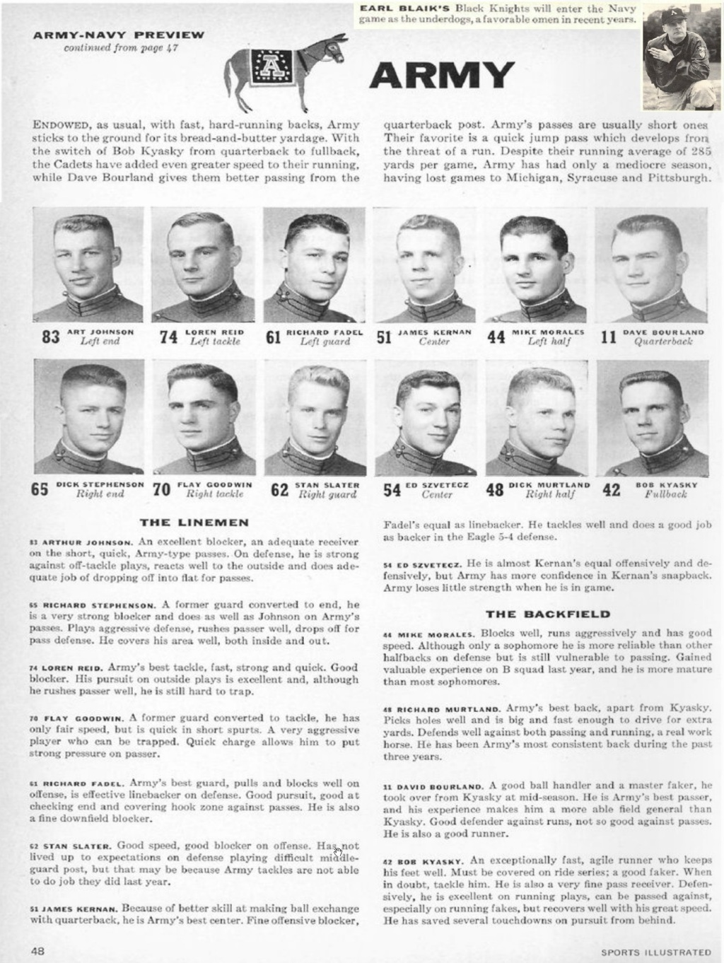 ArmyFB_1956_vsNavy_Players_SI_Dec31956