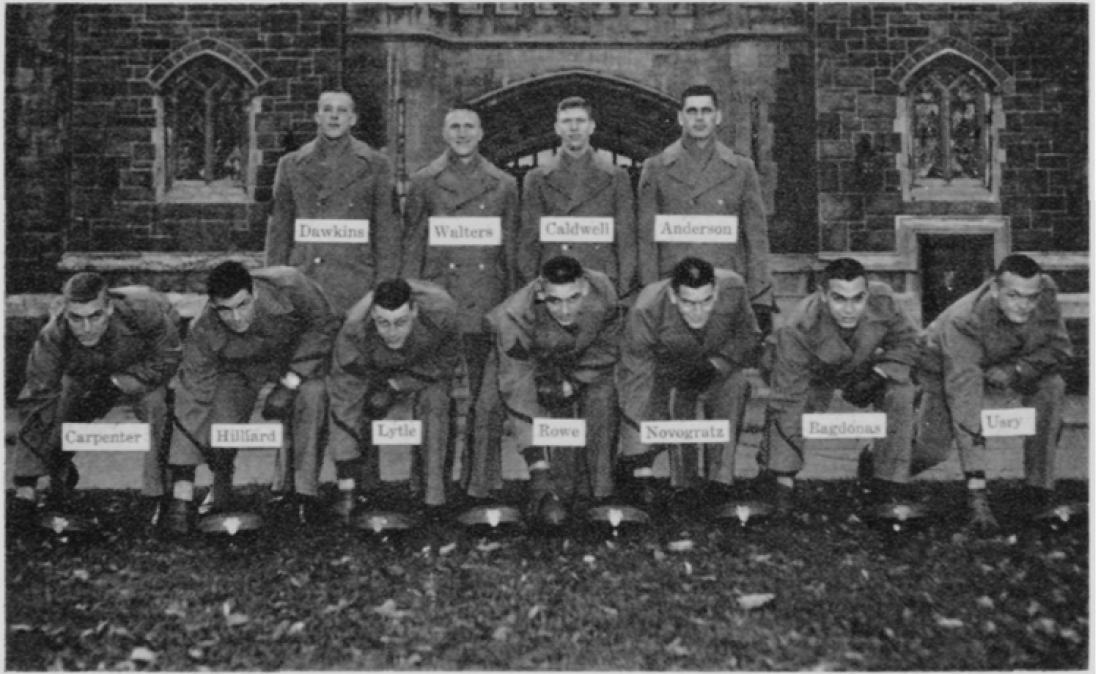 armyfb_1958_starting-team_assembly_jan1959