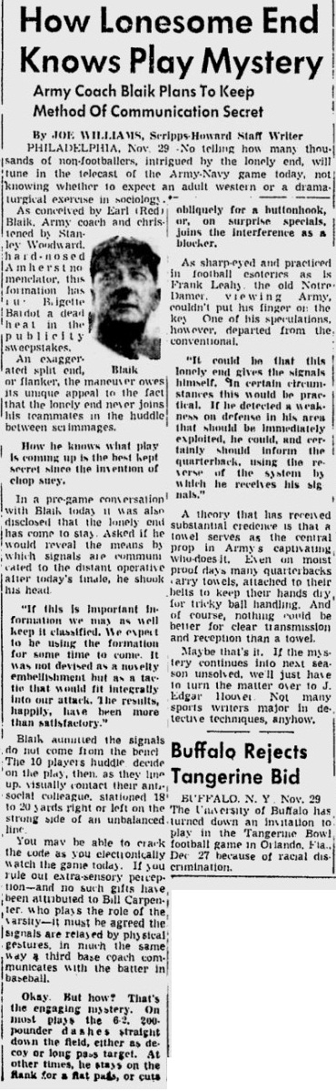 armyfb_1958_vsnavy_lonesomeend_pittsburghpress_nov291958