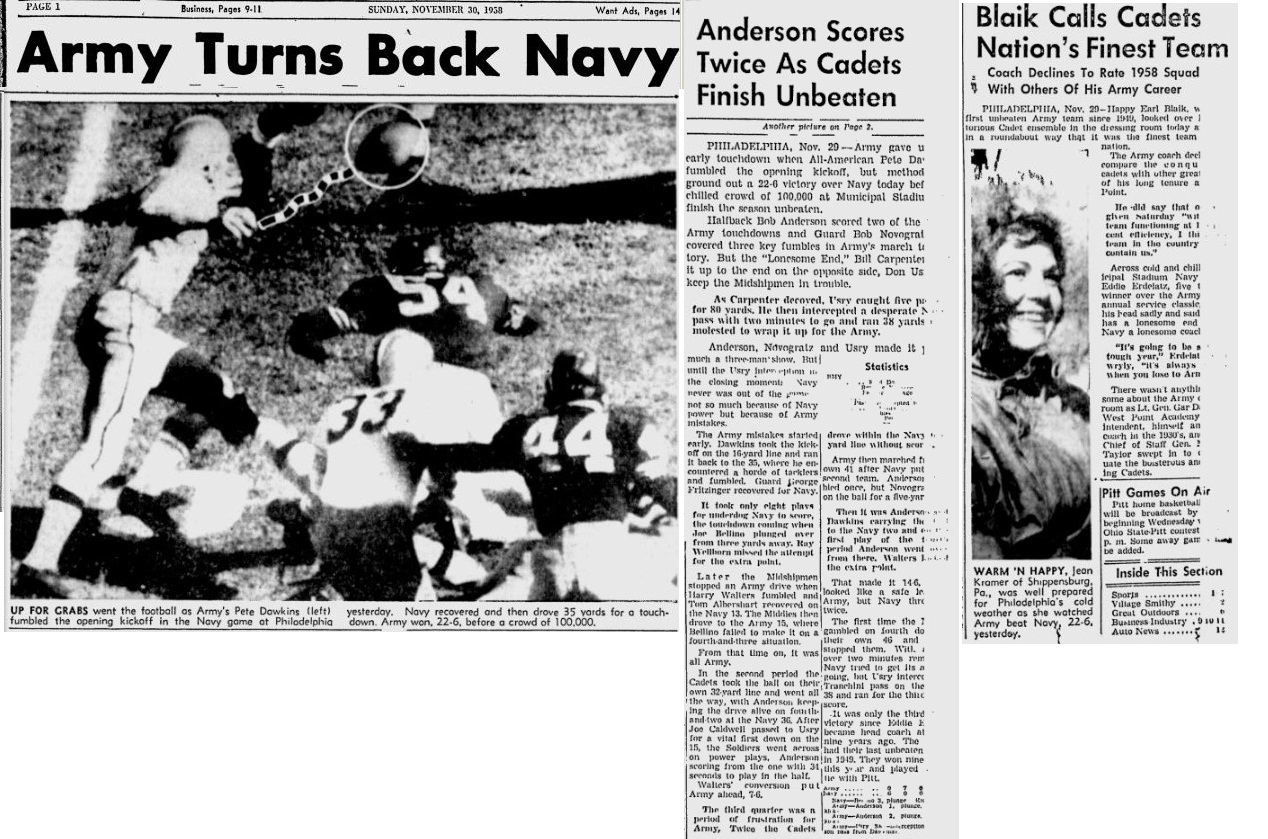 armyfb_1958_vsnavy_pittsburghpress_nov291958