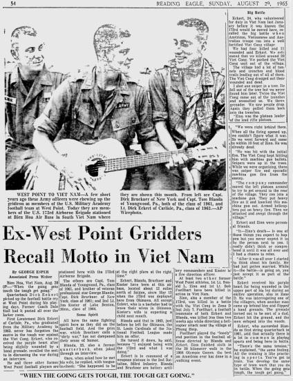 ArmyFB_1961-64_Vietnam_ReadingEagle_Aug291965