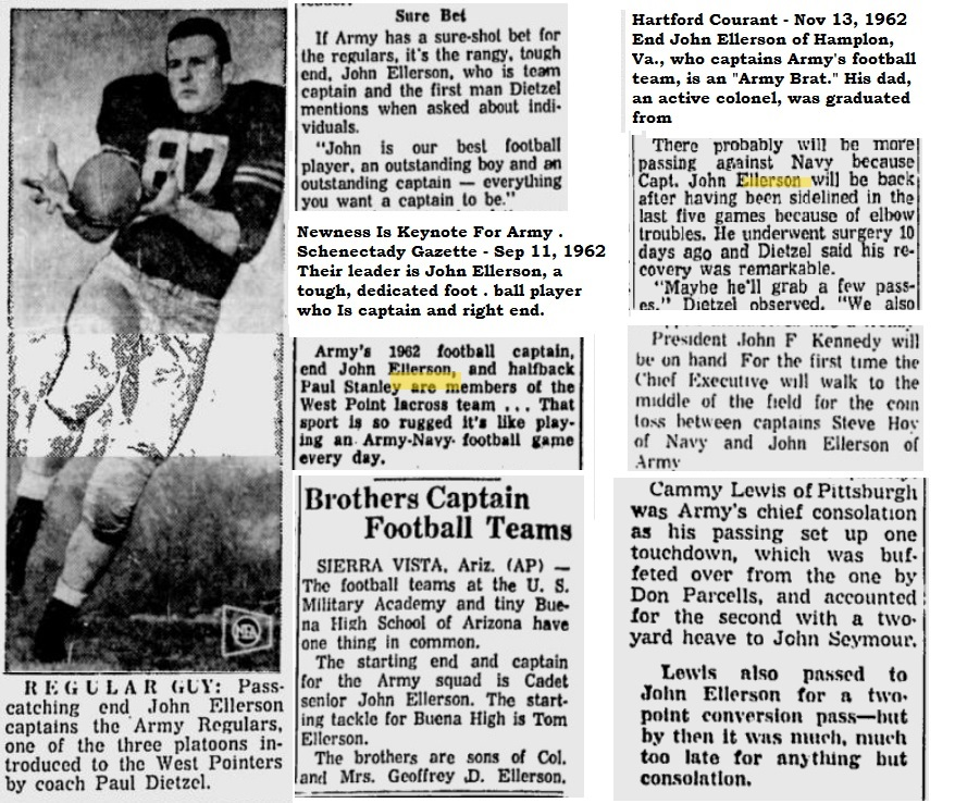 ArmyFB_1962_JohnEllerson-Captain_LeaderPost_Oct21962