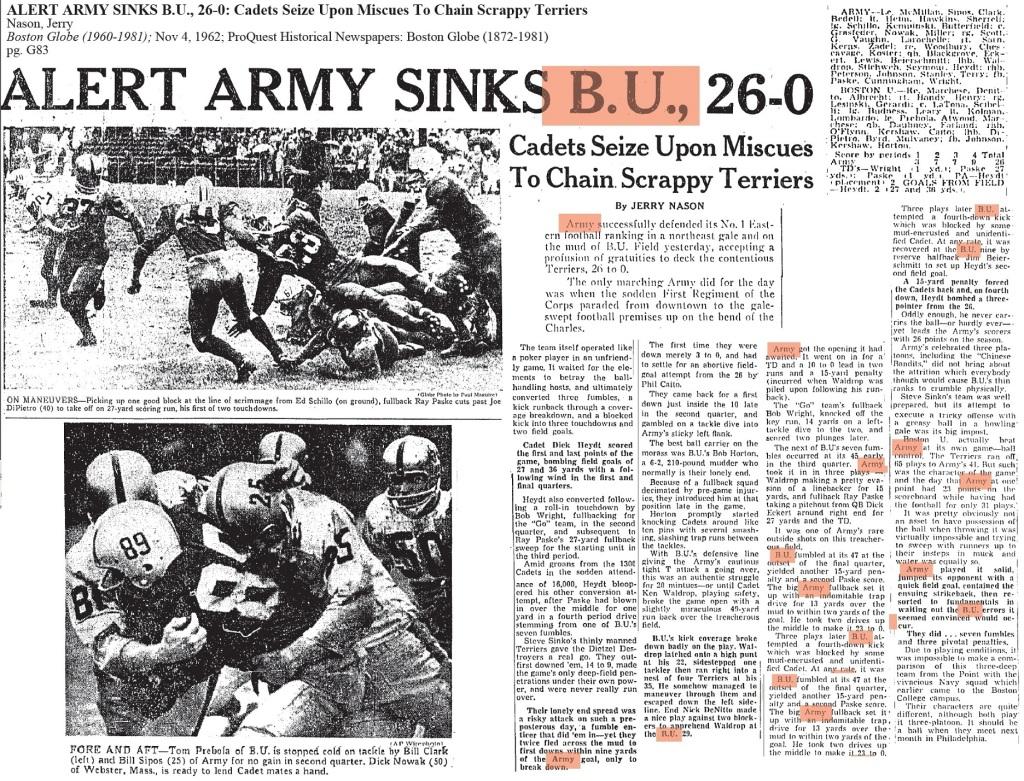 ArmyFB_1962_vsBU_BostonGlobe_Nov41962