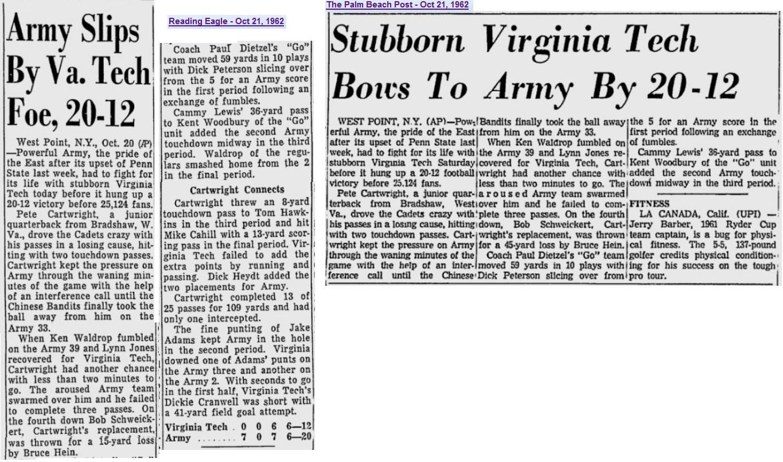 ArmyFB_1962_vsVirginiaTech_various_Oct211962