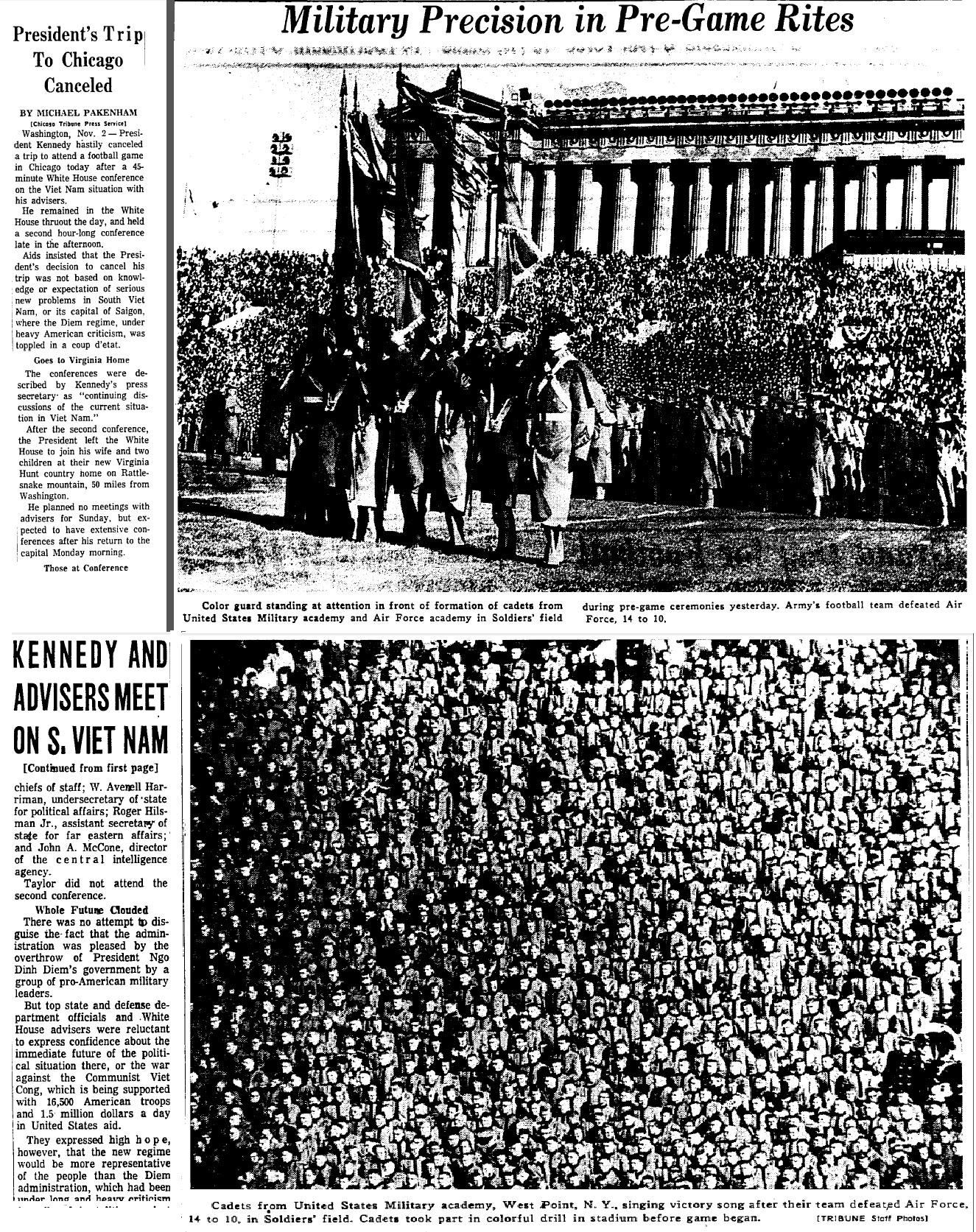 armyfb_1963_vsaf-corps_chicagotribune_nov31963