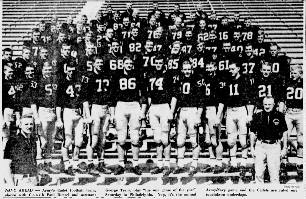 ArmyFB_1965_team_EveningNews_Nov261965