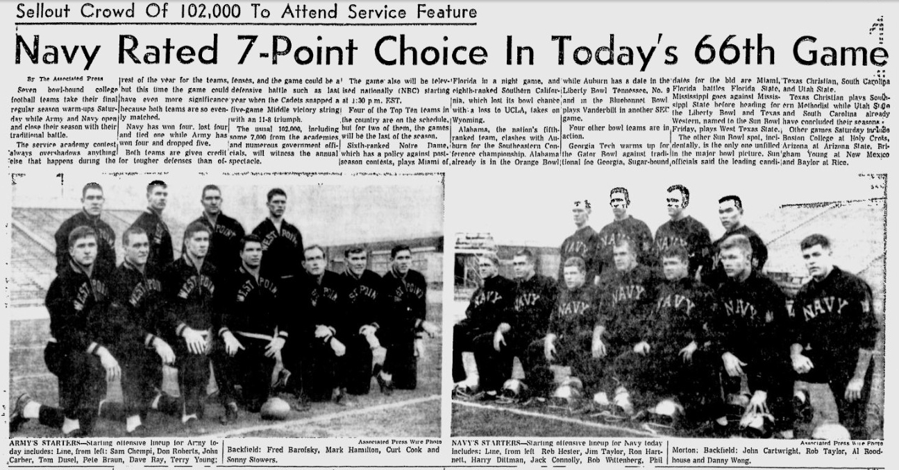 armyfb_1965_vsnavy_washingtonobserver_nov271965