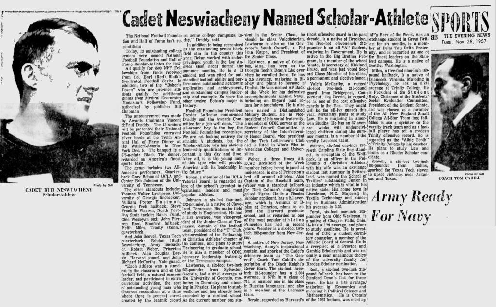 ArmyFB_1967_BudNeswiacheny_EveningNews_Nov271967