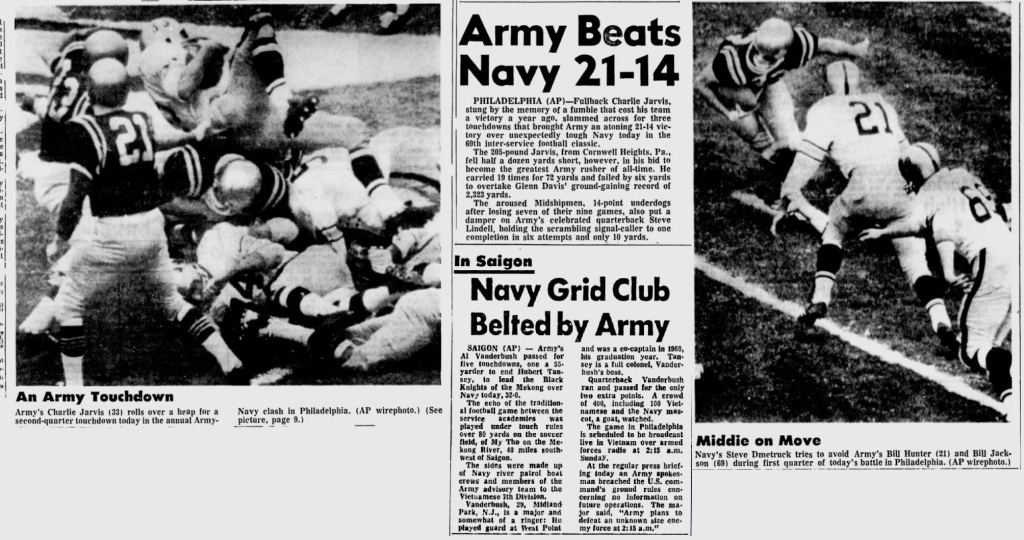 ArmyFB_1968_vsNavy_SpokaneDailyChronicle_Nov301968