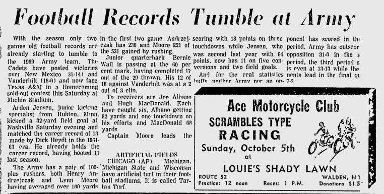ArmyFB_1969_vsTAM-pre_EveningNews_Oct61969