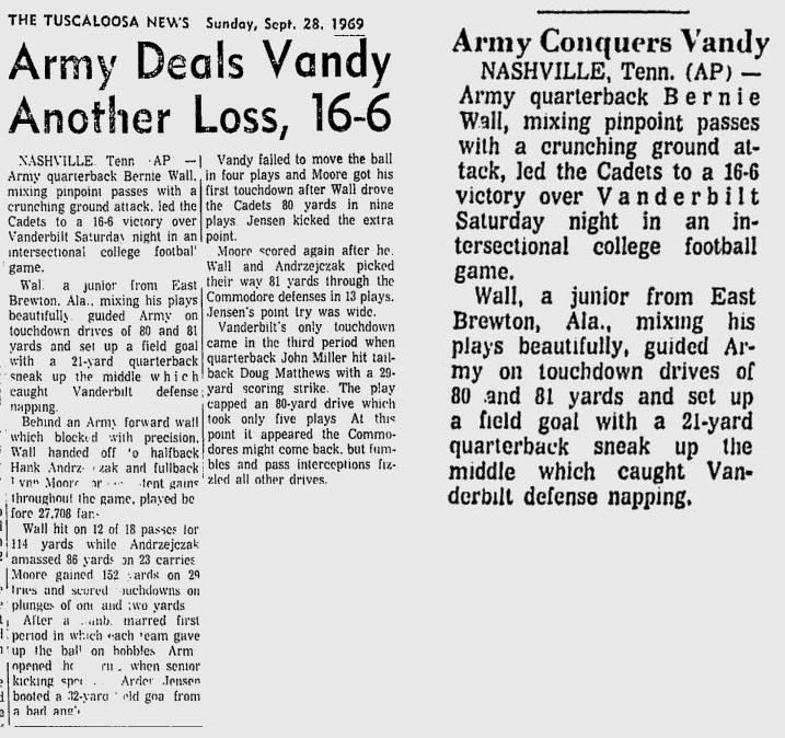 ArmyFB_1969_vsVanderbilt_Sep281969