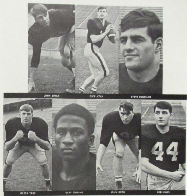 ArmyFB_1971_stars_ArmyFootballProgram