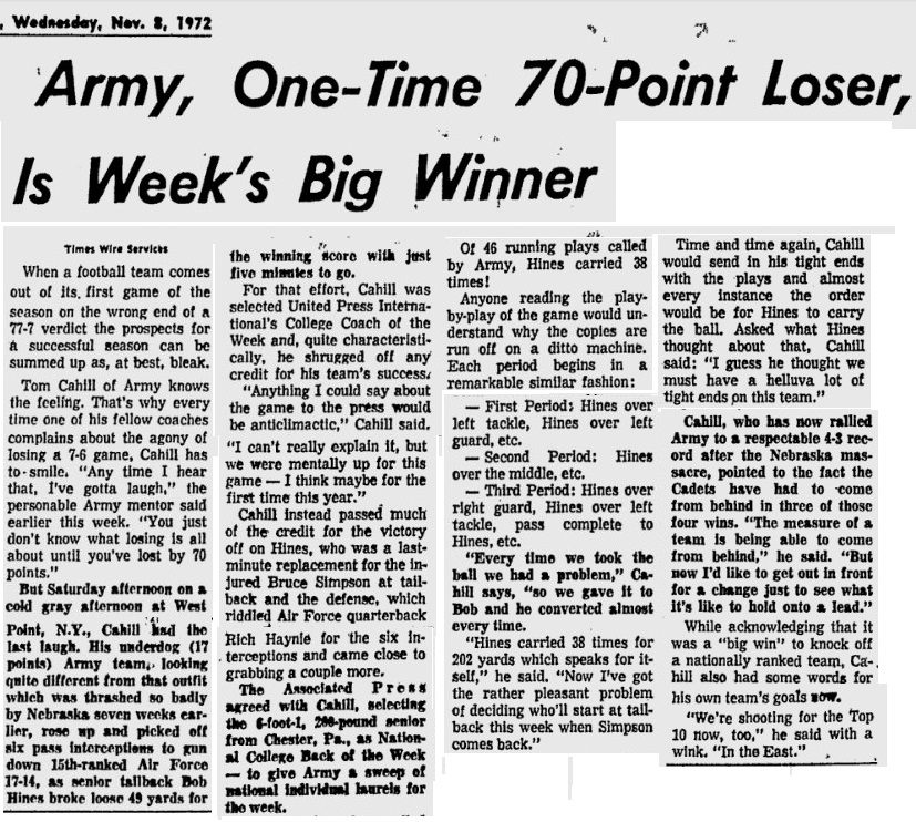 armyfb_1972_vsaf_stpetersburgtimes_nov81972