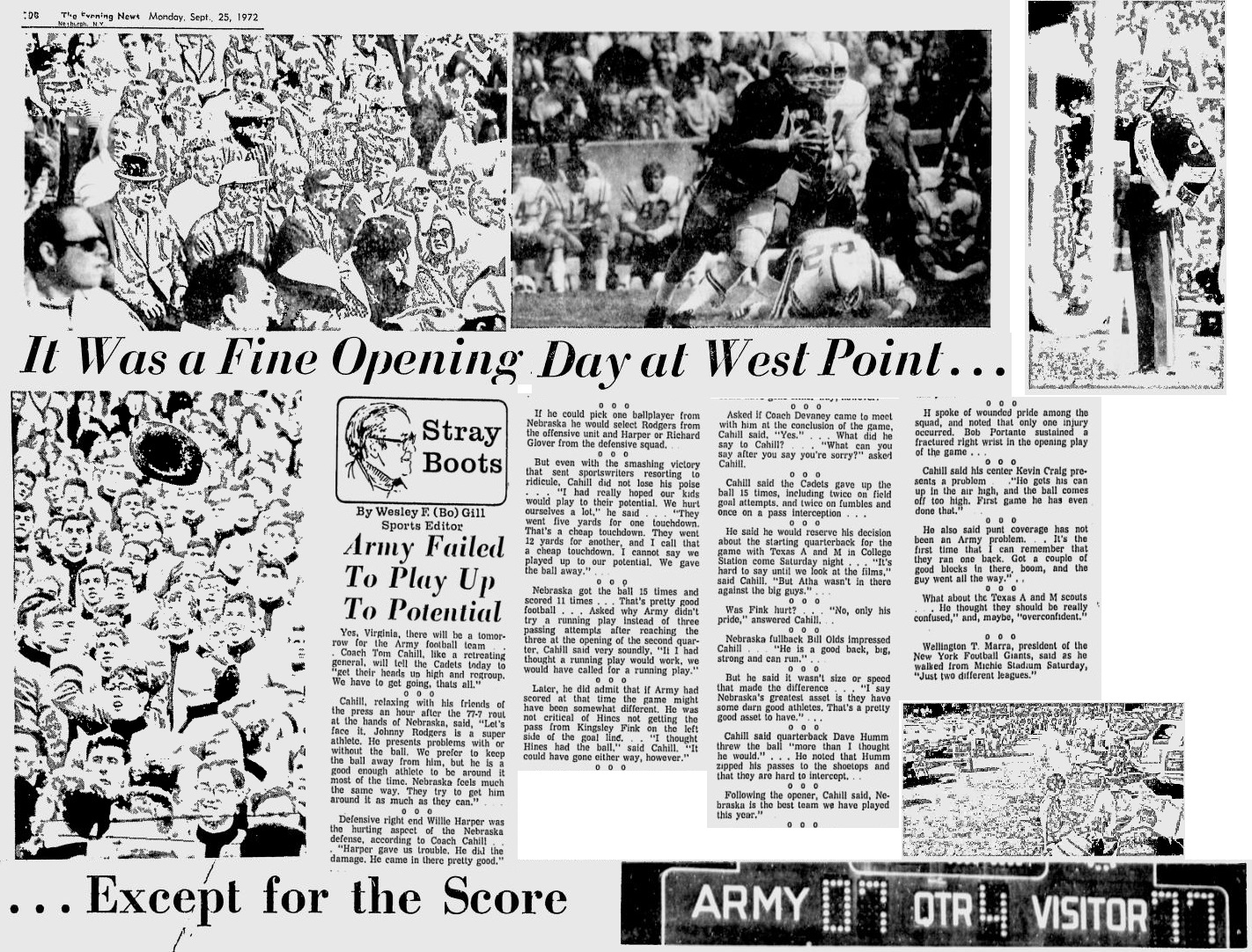 armyfb_1972_vsnebraska_eveningnews_sep251972