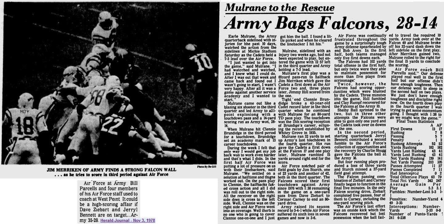 armyfb_1978_vsairforce_eveningnews_nov51978