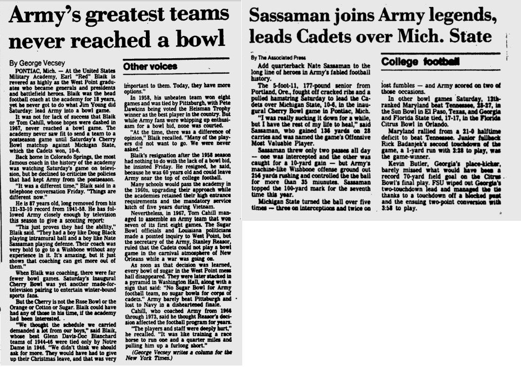 armyfb_1984_greatestteams_sassaman_pittsburghpostgazette_dec241984