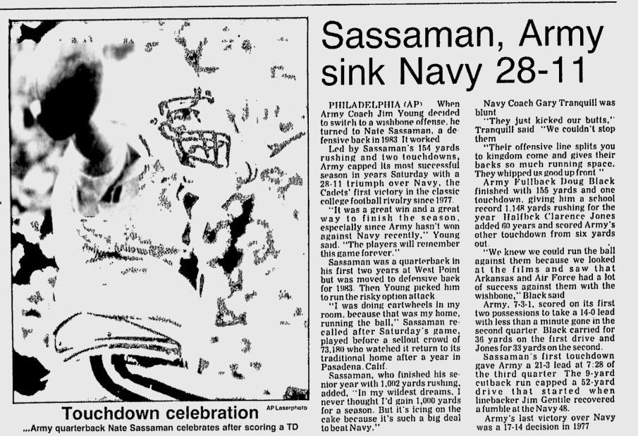 armyfb_1984_vsnavy_gadsdentimes_dec21984