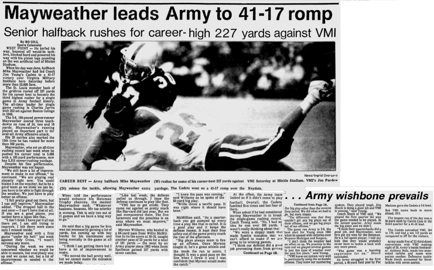 armyfb_1990_vsvmi_mikemayweather_eveningnews_sep231990