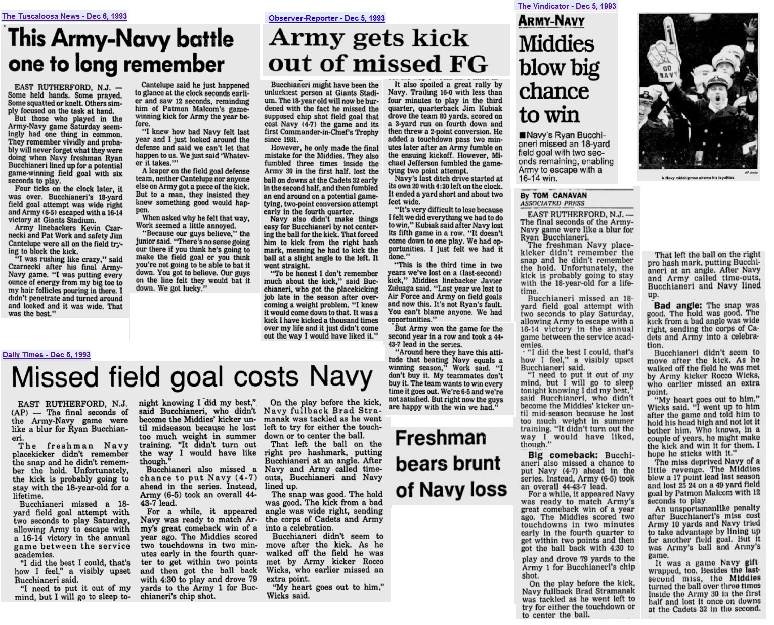 armyfb_1993_vsnavy_various_dec1993