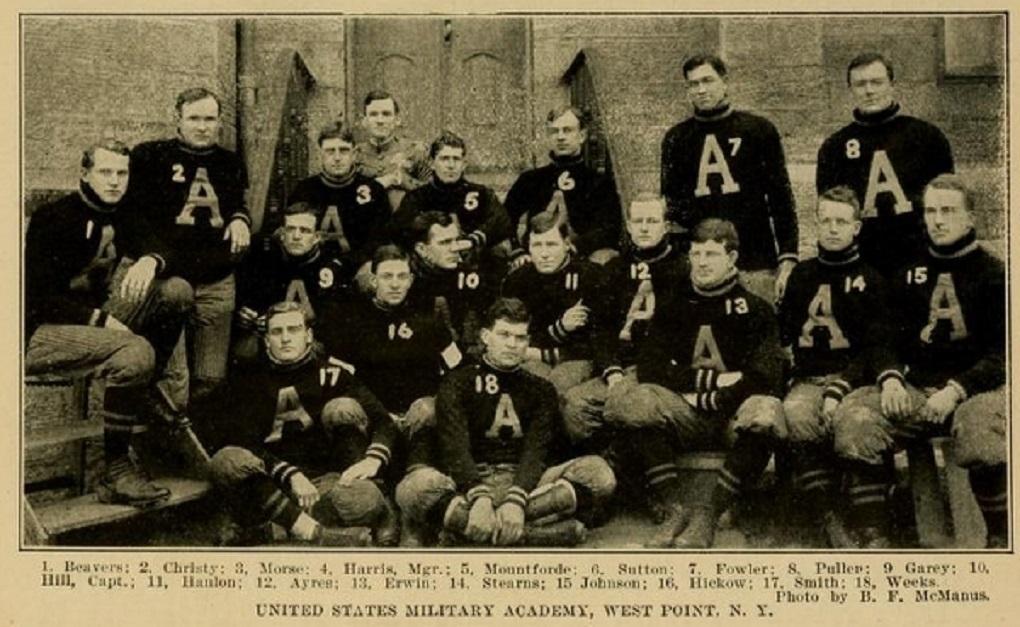 ArmyFB_1906_team_